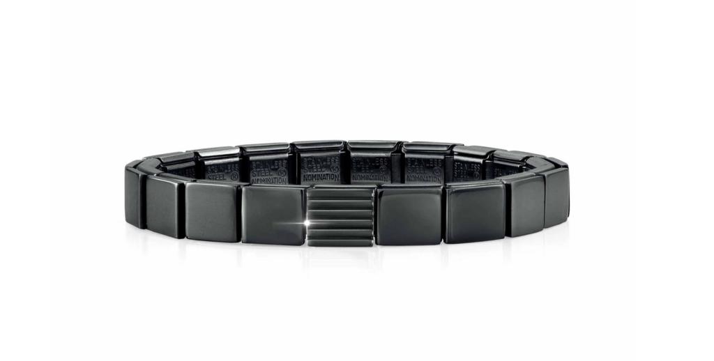 nomination schwarzes armband edelstahl 1024x518 - Tolle Armbänder für Herren zum Verschenken