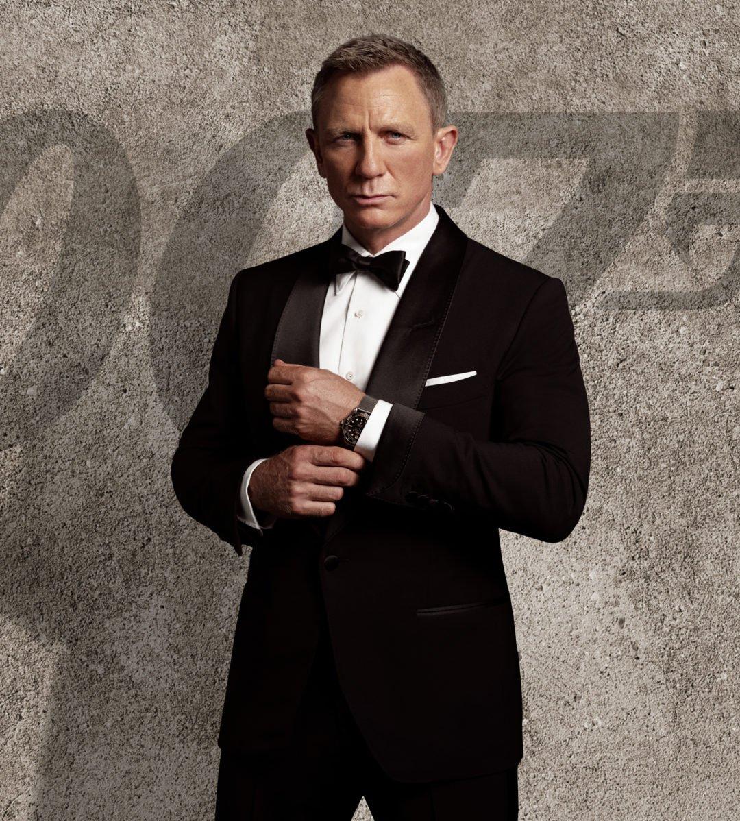 DanielCraig Movie 1080x1198 - Eine starke Liaison: James Bond & Omega