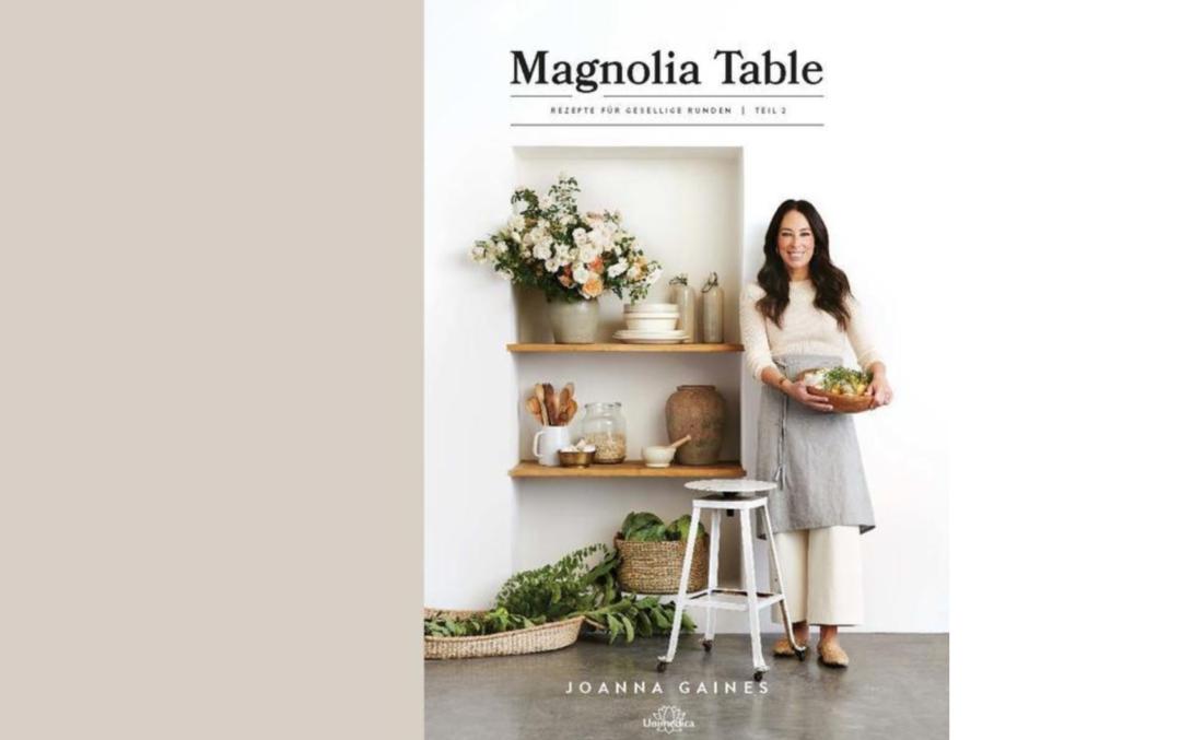magnolia table buch teil 2 fixer upper 1080x677 - Magnolia Table: Rezepte für gesellige Runden von der Fixer Upper Queen