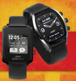 Metawatch Uhr Quelle. metawatchorg