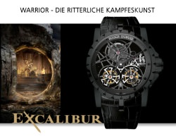Roger Dubuis - Roger Dubuis: Warrior, Player, Venturer und Diva