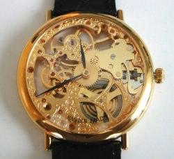 Uhr by wikimedia Flyout - Mechanische Luxusuhren sind eindeutig angesagt
