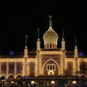 Luxushotel Nimb in Kopenhagen: Orientalischer Palast mitten im Tivoli