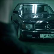 Mercedes Repair und die langsamste Verfolgungsjagd aller Zeiten