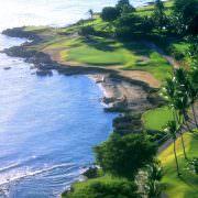 Die schönsten tropischen Golfplätze in der Sonne