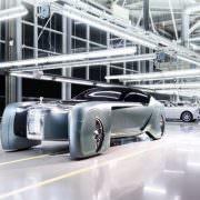 Luxus pur – der neue Rolls-Royce Next 100