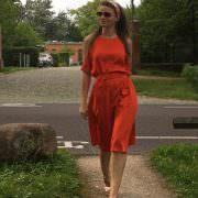 Sommer Styling für feines Haar – Bewegung mit Locken und Beachwaves