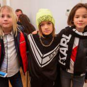 Designer-Kinderkleidung bei der Prisco Project Kids Kindermodenschau in München