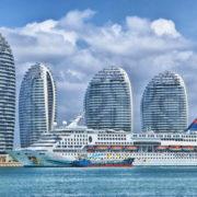 Kreuzfahrtschiffe bieten viel Abwechslung