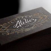 Visitenkarten - der Trend geht zur Luxusausführung